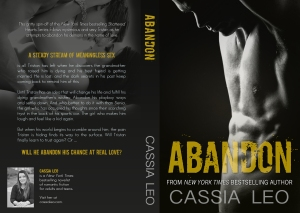 Abandon Paperback Cover