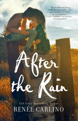 After the Rain cover Renee Carlino