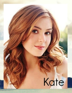 Between Before and After - Dream Cast - Kate