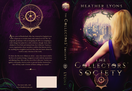 Collector's society full jacket