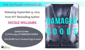 Damaged goods giveaway