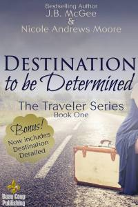 Destination to be Determined Cover