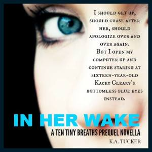 In Her wake teaser