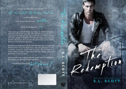 The Redemption full cover