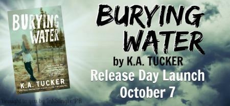 Burying Water banner