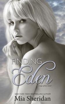 Finding Eden cover