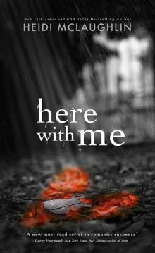 Here with me cover