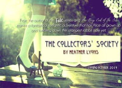 The Collector's societ teaser