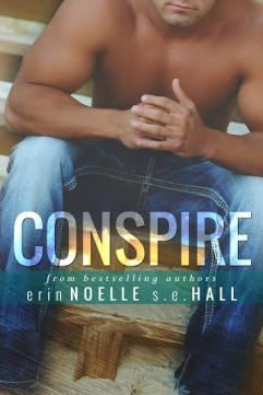 Conspire cover