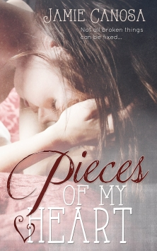 Pieces of my heart EBOOK