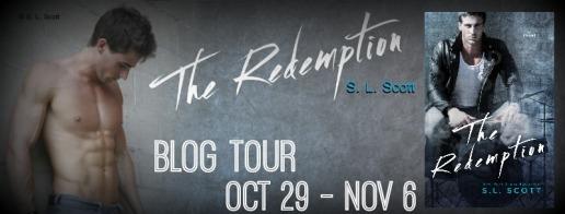 The Redemption banner