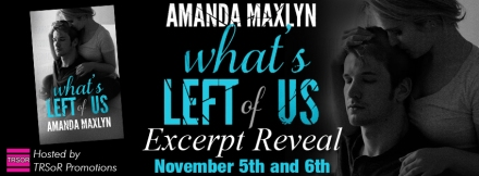 what's left of us excerpt reveal