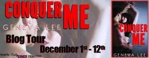 Conquer Me Blog Tour Banner