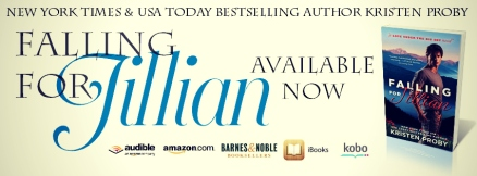Falling for Jillian available now