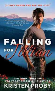 Falling for Jillian cover