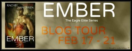 Ember blog tour banner