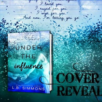 Under the influence cover reveal