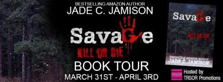 savage book tour