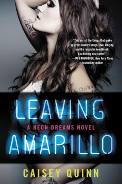 Leaving Amarillo cover
