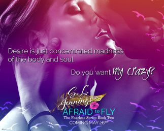afraid to fly teaser blitz