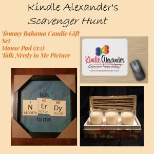 Scavenger Giveaway