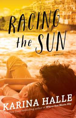 Racing the sun cover