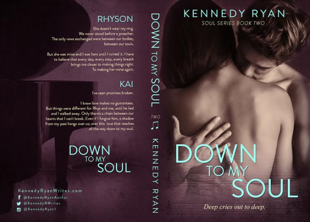 Down to My Soul full jacket