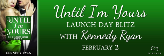 Until Im Yours release banner